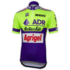 ADR AGRIGEL BOTTECCHIA Cycling Jersey Bib Kit Set Shirt Retro Road Pro Clothing
