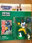 Isaac Bruce Starting Lineup Figure -  - Rams -1996 with Collector Card