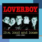 LOVERBOY-Live, Loud & Loose CD NEW