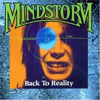 Mindstorm-Back To Reality CD NEW