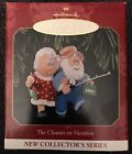 Hallmark The Clauses On Vacation 1997 1st in Series NEW