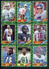 1986 TOPPS FOOTBALL COMPLETE SET EX-MT NR-MT W RICE 356309 (KYCARDS)