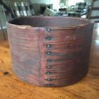 Antique Pantry Box Grain Measure Wood Wooden 7