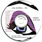 Amy Steinberg-Live: Emphatic at the Attic CD NEW