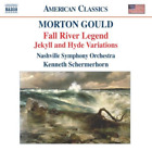 Morton Gould: Fall River Legend/Jekyll and Hyde Variations CD NEW