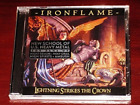 IRONFLAME-LIGHTNING STRIKES THE CROWN CD NEW
