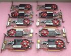 Lot of 10 HP 608886 001 ATI FirePro V3800 DDR3 PCIe Graphics Card  C893