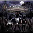 DIAMOND SINS-WELCOME TO THE FREAKSHOW (EP) CD NEW