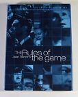 THE RULES OF THE GAME 2 DVD Set Criterion Collection Jean Renoir