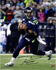 ** Russell Wilson ** Seattle Seahawks Signed Autographed 8x10 Photo (RP)