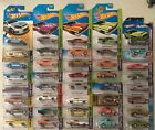 Hot Wheels 40 Car Lot Ford Mustang Mercury Cougar Torino Galaxie Muscle Cars