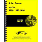 Service Manual For John Deere Tractor 1450 (Includes 2 Volumes)