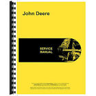 JD-S-SM2030 Service Manual For John Deere 8010 Tractor