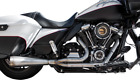 Trask Performance Assault Stainless Steel Kickout Exhaust 2009 16 Harley Touring