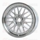 18 SILVER MESH LM STYLE WHEELS ALLOY RIMS FITS BMW E89 Z4 ROADSTER SDRIVE35I