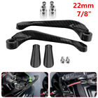 22mm Aluminum Alloy Motorcycle Brake Clutch Levers Protection For Kawasaki Honda