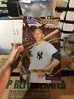 """Mickey Mantle Cooperstown Collection 1997 12"""" MISB starting Lineup"""