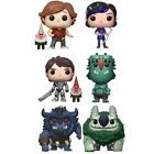 Trollhunters COMPLETE SET of 6 POP Vinyl Figures FUNKO