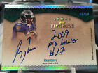 Ray Rice Football Rookie Cards and Autograph Memorabilia Guide 14
