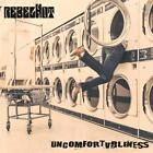 REBELHOT - UNCOMFORTABLENESS (DIGIPAK)   CD NEW+