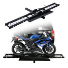 Motorcycle Trailer Hitch Mount Rack Ramp Carrier Haul Gas Motor Scooter Moped