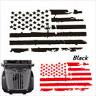20x35 Car Vinyl Decal Stickers USA Flag Style Graphics For Truck Police Jeep