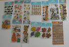 Jolees Boutique Stickers U PICK Halloween Fall Thanksgiving NIP FREE SHIPPING