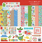 Scrapbooking Crafts PP 12X12 Paper Pack Whats Cooking Chickens Utensils Aprons