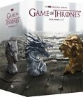 GAME OF THRONES COMPLETE SERIES SEASONS 1 7 DVD 34 Disc SHIPS WITHIN 24 HRS