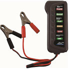 Car Battery Load Tester 100 Amp Load Type 6v 12v Mechanics 6 12 Volt Truck Uk