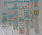 Jolees Boutique Stickers U PICK Baby Girl Baby Boy NIP FREE SHIPPING