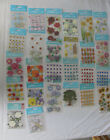 Jolees Boutique Stickers U PICK Flowers and Trees NIP FREE SHIPPING