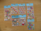 Jolees Boutique Stickers U PICK Birthday NEW IN PACKAGE FREE SHIPPING