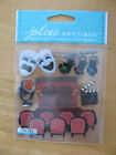 Jolees Boutique Stickers DRAMA THEATHER NEW IN PACKAGE FREE SHIPPING
