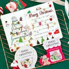 Merry Christmas Diary Planner Decorative Stickers Scrapbooking Craft Stationery