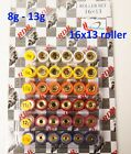 Agility 50 PeopleS 50 scooter, racing  Roller pack 16x13 8g ~ 13g fits  Kymco US