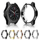 Electroplated TPU Watch Case Shell for Samsung Gear S3 Border Protective Cover