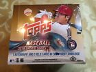 2018 TOPPS UPDATE BASEBALL JUMBO HOBBY BOX (10 PACKS)