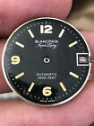 Rare Blancpain Aqua Lung Dial, Date Wheel and Partial movement in excellent cond