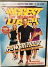 The Biggest Loser Power Walk DVD 2010 Bob Harper
