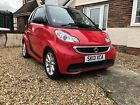 May 2013 13 Smart ForTwo Passion 10 Petrol 3 Door Hatch