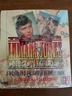 The Young Indiana Jones Chronicles 1992 Trading Cards Sealed Box. 36 packs.
