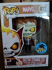 Funko Pop! Marvel Dr Strange Ghost Rider LACC (Hot Topic Shared Exclusive)