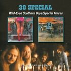 38 SPECIAL - WILD-EYED SOUTHERN BOYS/SPECIAL FORCES  CD NEW+