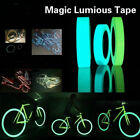 Luminous Tape Waterproof Self adhesive Glow In The Dark Safety Stage Home Decor