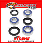 Triumph 955I TIGER 2004-2006 Rear Wheel Bearing Kit All Balls 25-1557