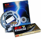 GILERA RV 200 1986 PBR / EK CHAIN & SPROCKETS KIT 520 PITCH