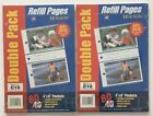 Holson Refill Pages Holds 4x6 Photos 2 Pack Refill C10
