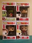 Funko Pop Home Alone Set And the Grinch