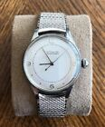 LeCoultre Automatic watch, Calibre 476 12-A Bumper. 1940's Gold filled band